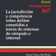 El propósito de esta entrada es darles a conocer el contenido de mi libro titulado: «La Jurisdicción y Competencia sobre Delitos Cometidos a través de Sistemas de Cómputo e Internet» […]
