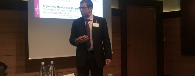 "Last March 15, 2016, Dr. Cristos Velasco gave a conference titled: ""Data Transfers to Countries of the LAC Region after the EUCJ Safe Harbor Decision"" during the 9th GDD-Fachtagung Datenschutz..."