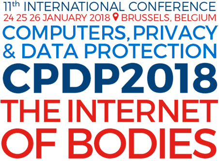 Computers, Privacy and Data Protection, Brussels Belgium, 2018
