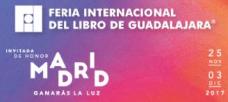 Feria Internacional del Libro de Guadalajara 2017