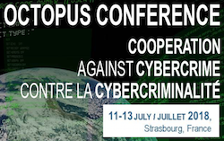 Octopus 2018: Cooperation against Cybercrime
